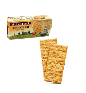 Stiratini Crackers with sesame 250g                          900285906377