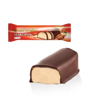 Maître Truffout Marzipan bar with dark chocolate 100g        900285906689