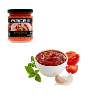 Piacelli Antipasti pesto with tomatoes - pesto rosso 190g    900285907140