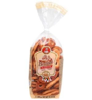 Pâtisserie Mathéo Puff pastry pretzels 12pcs-box 300g        900285903306