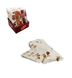 Sir Charles Soft nougat bars 25x100g counter display         900285907493