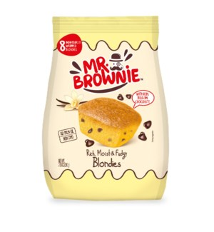 Mr Brownie Snack Bite Brownies with Chocolate Chips 7oz 200g 841103789230