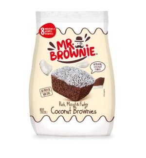 Coconut Brownies (8) 200g PDQ Mr Brownie                     841103789231