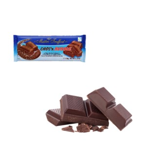 Maître Truffout Choc[S]n Bubble aerated milk chocolate 150g  900285908509