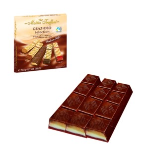 Maître Truffout Assorted Selection of Italian Style Chocolat 900285906714