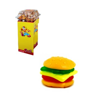 Trolli Gum burger 180x50g display                            400051200891