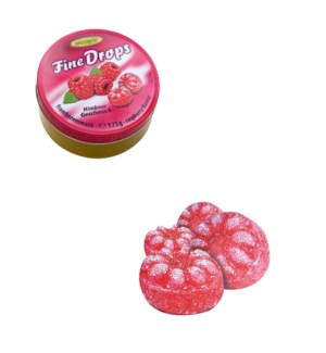 Woogie Candies with raspberry flavour 175g                   900285909315