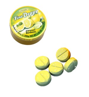 Woogie Candies with lemon flavour 2  200g                    900285905559
