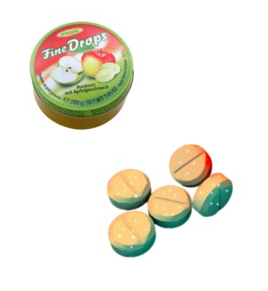 Woogie Candies with apple flavour 200g                       900285909051