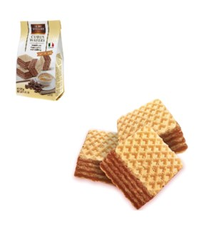 Feiny Biscuits Cubus Wafers Cappuccino 125g                  900285910591