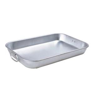 Bake Pan Aluminum Rectangular 18x12x2.5in                    643700784070