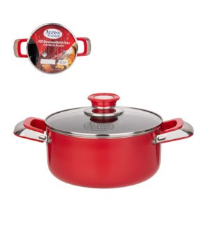 Dutch Oven Aluminum3Qt Nonstick Coating, with Bakelite Handl 643700272393