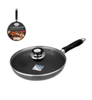 Fry Pan Aluminum10in Nonstick Coating, with Bakelite Handle  643700272386