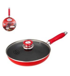 Fry Pan Aluminum10in Nonstick Coating, with Bakelite Handle  643700272430