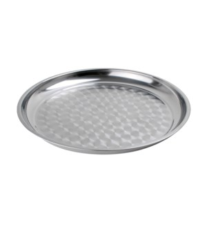 Tray SS 12in, Round                                          643700166449