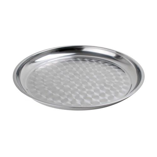 Tray SS, 20in, Round                                         643700166487