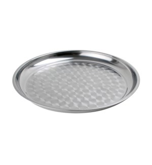Tray SS 25.5in, Round                                        643700166517