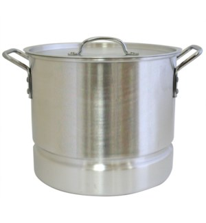 """Alu. Steamer Pot 3pc Set, 16QT""                             643700094032"