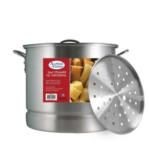 Stock Pot Alum.3pc, 16Qt                                     64370015051