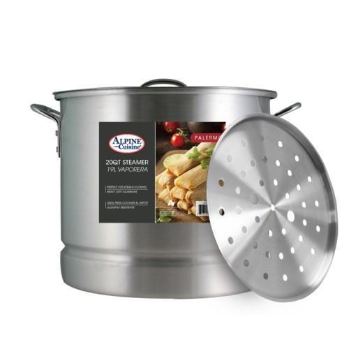 Stock Pot Alum.3pc, 20Qt                                     643700150523