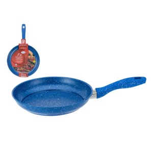 Fry pan 11in Carbon steel, Nonstick coating with Marble, sof 643700225870