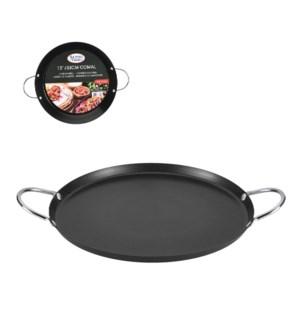 Paella Pan Carbon Steel 13in Nonstick Coating                643700305794