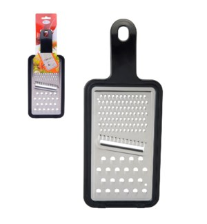 Grater ABS and SS 11.5x5in clipstrip                         643700237613
