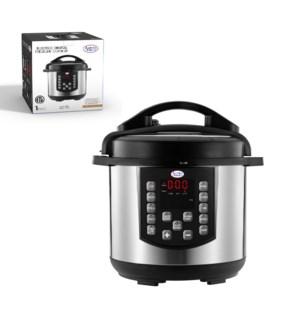 Electric Digital Pressure Cooker, 12 pre set multifunction,  643700274854