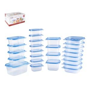 Plastic Container 25pc set                                   643700341235