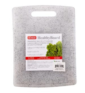 Chopping Board PP 8x10.5in x 0.27                            643700319524