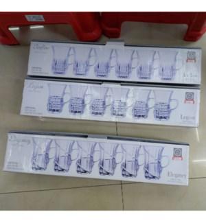 Tea Glass 6pc Set                                            643700320131
