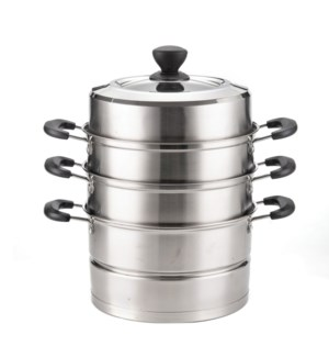 Steamer Pot 3 Layer 11in                                     643700320247