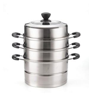 Steamer Pot 3 Layer 12in                                     643700320254