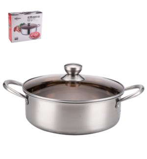 Dutch Oven  SS 11in                                          643700320261