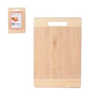 Bamboo Cutting Board 12.75x8.75in                            643700333148