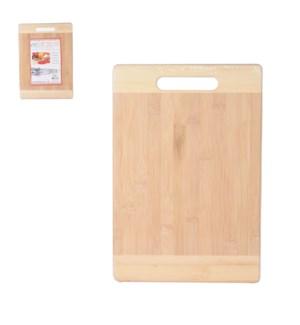 Bamboo Cutting Board 13.5x9.5in                              643700333155
