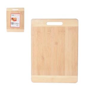 Bamboo Cutting Board 14.25x10.25in                           643700333162