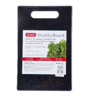Plastic cutting board                                        643700334497