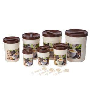 Food storage box 7pc set                                     643700336460