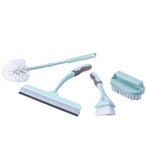 Cleaning brush 4pc set                                       643700336606