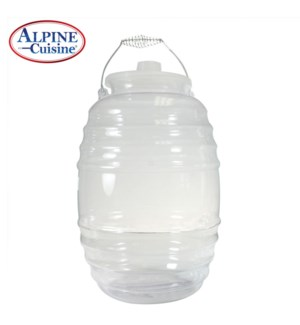 Water Jug Plastic Vitrolero 5 gallons                        643700140906