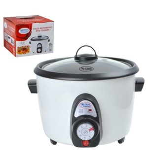 Rice Cooker 2.0L, 10 cups, Brown bottom                      643700156587