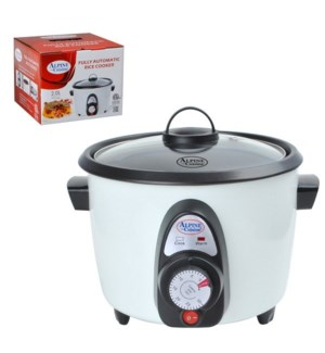 Rice Cooker 2.5L / 15-cups,Brown bottom                      643700156594