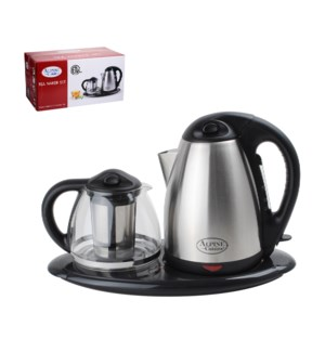 Tea Maker Set Electric 1.7L and 1.5L                         643700161550