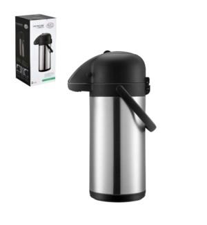 Thermos Vacuum SS Hand Pressed 2.5Li                         643700161574