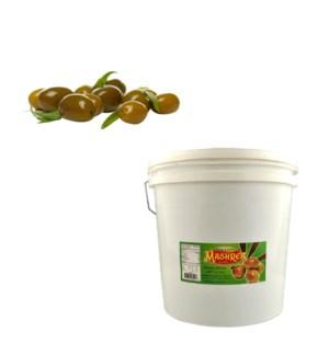 Green Olives 10kg Al Mashrek                                 643700162038