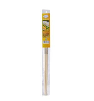 Bamboo Chopsticks 36x0.75cm                                  643700162762