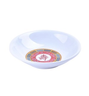 Saucer 3.5in Melamine Asian                                  643700163189