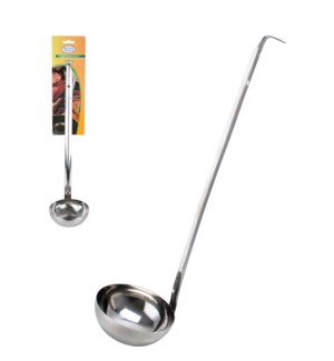 Ladle SS 16.5in 10oz                                         643700164339