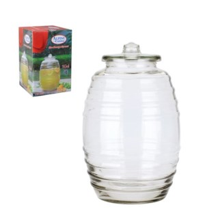 Water Jar Glass Vitrolero 5 gal                              643700165619